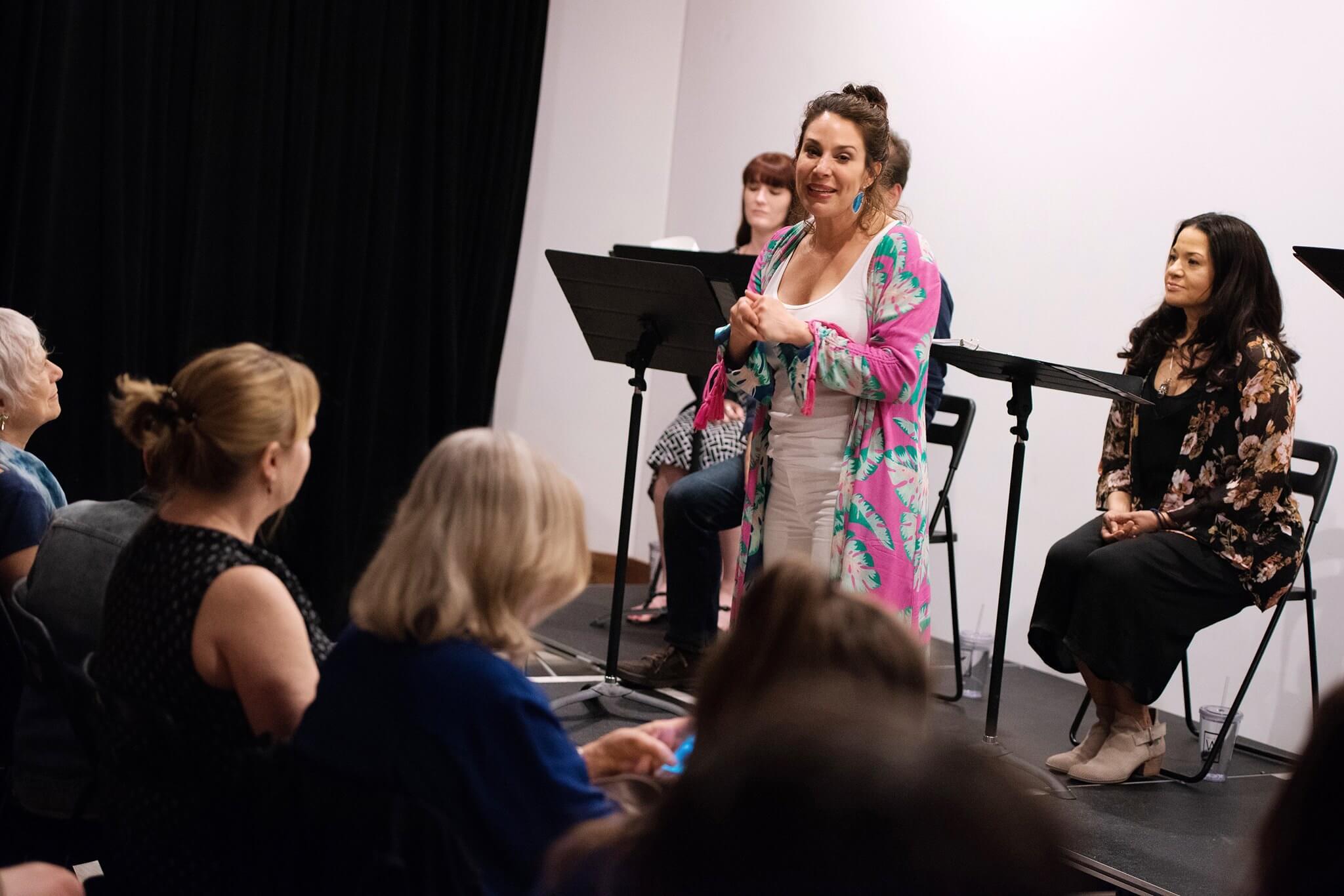 Project W Theatre Festival - Jolie Curtsinger