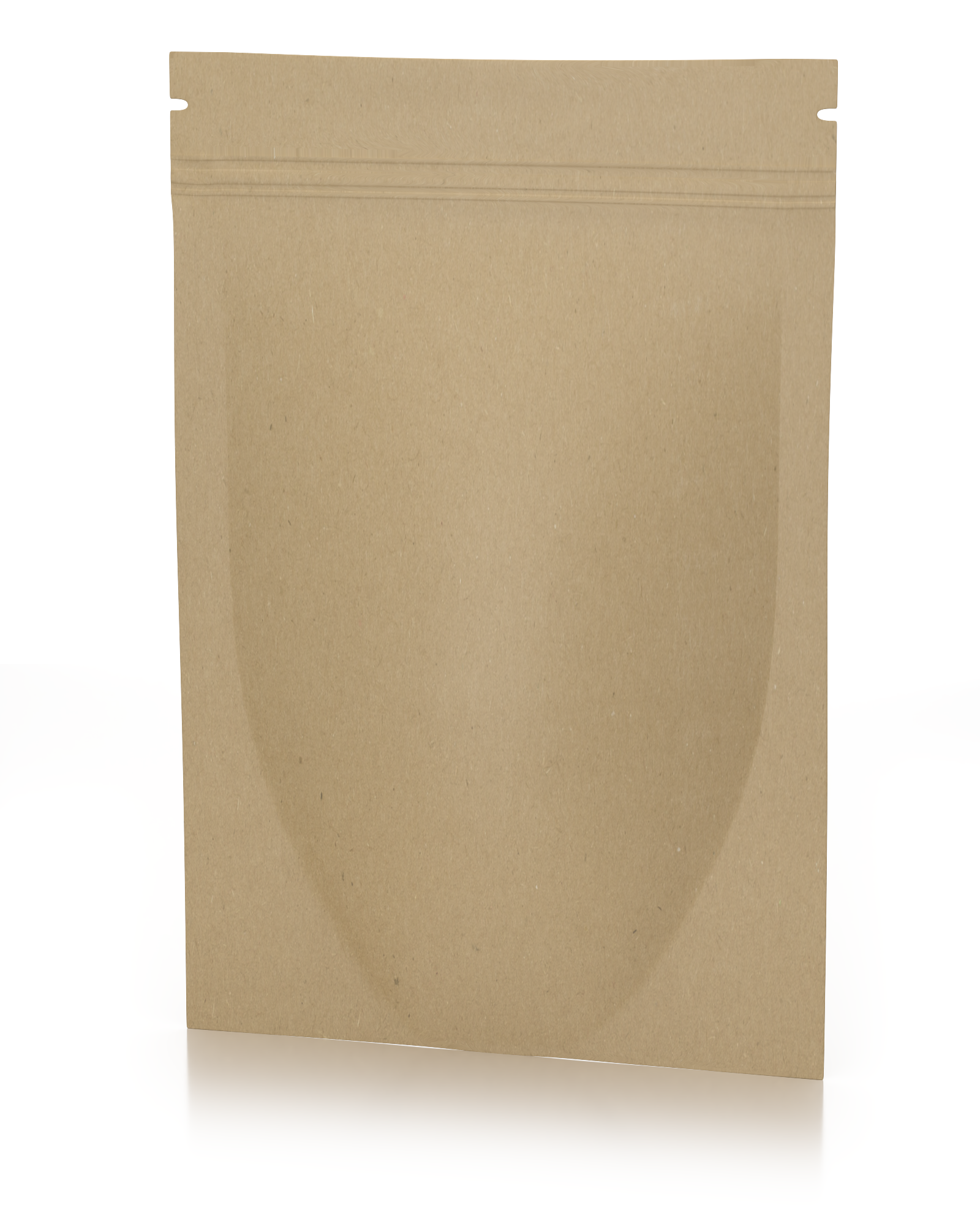 04/ STANDUP POUCH    APPLICATIONS/  Snack foods, baked goods, confectionary, cereals, food supplements, frozen fruits & more.   MATERIALS/  Available in   transparent   ,    metalised    &    kraft paper   bio-laminates. Fully printable with excellent sealing strength.   COMPOSTABILITY/  Certified   Home Compostable   - OK Compost