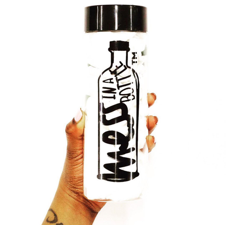 Mess in a Bottle