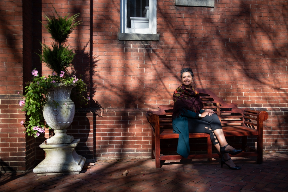 Empowerment Portraits in Alexandria Old Town Virginia