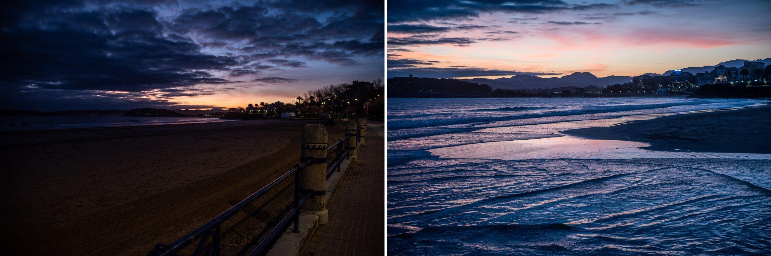 35mm Film Photography from San Sebastian, Spain