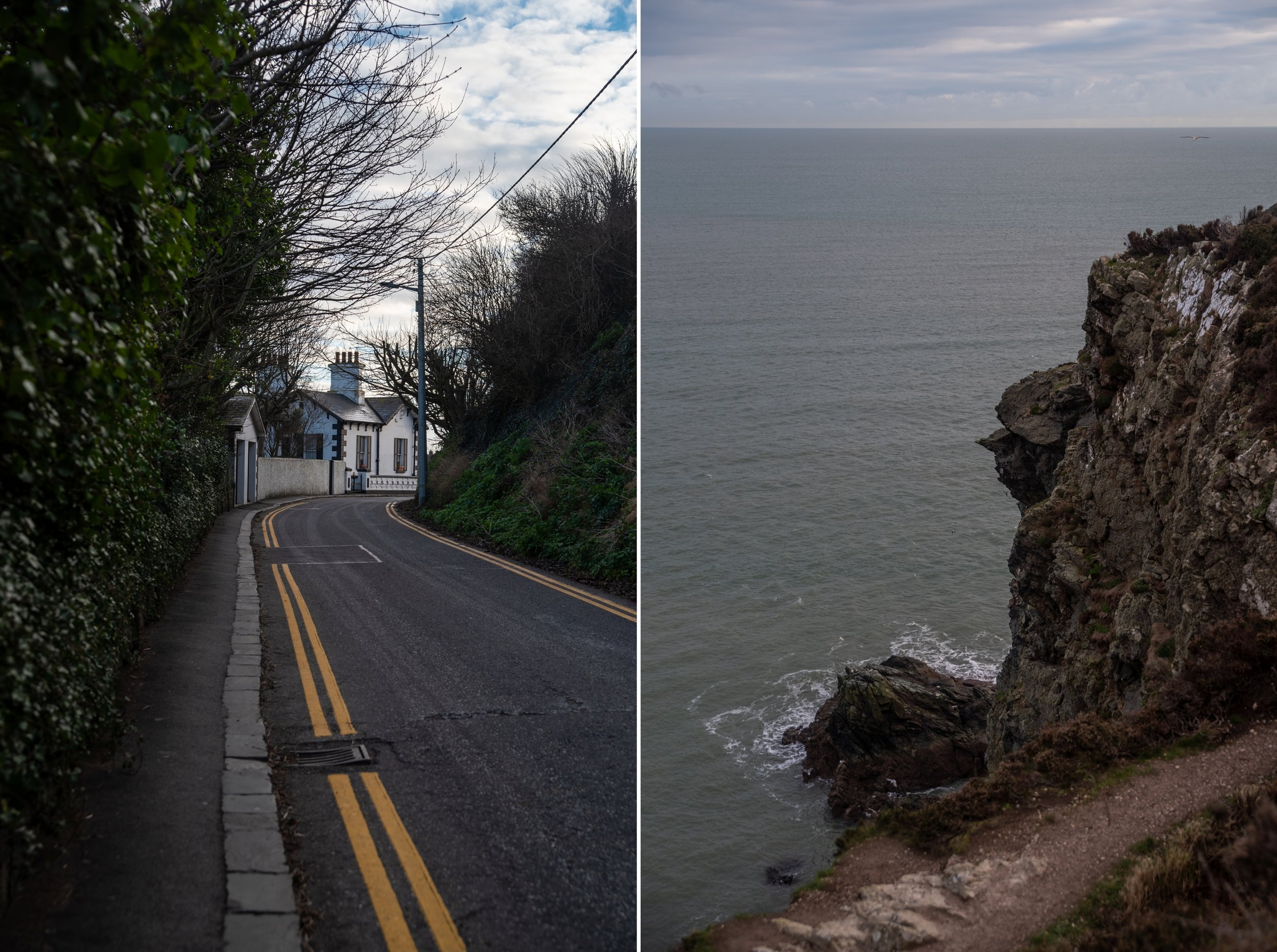 Travel Photography in Howth, Ireland