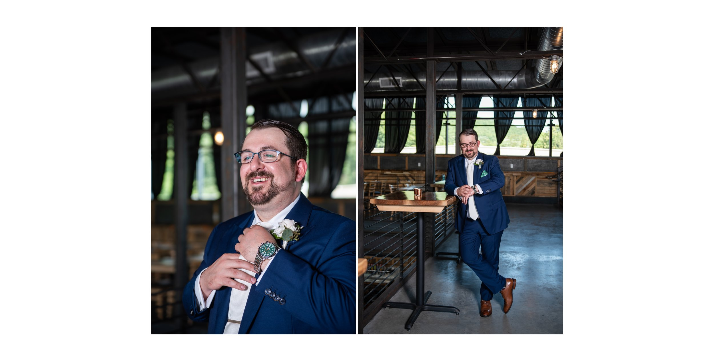 Highland Brewing Company Wedding Photos