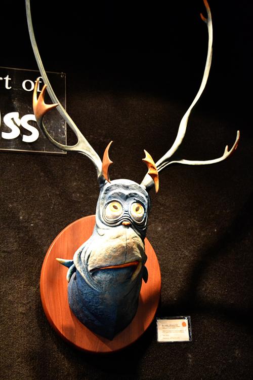 """""""secret art of Dr. Seuss"""" at Fingerhut Gallery in Laguna Beach"""