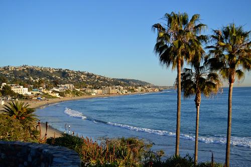 view from Las Brisas in Laguna Beach