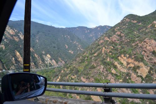 Malibu Canyon Road