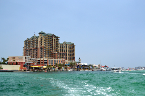Emerald Grande and HarborWalk Village