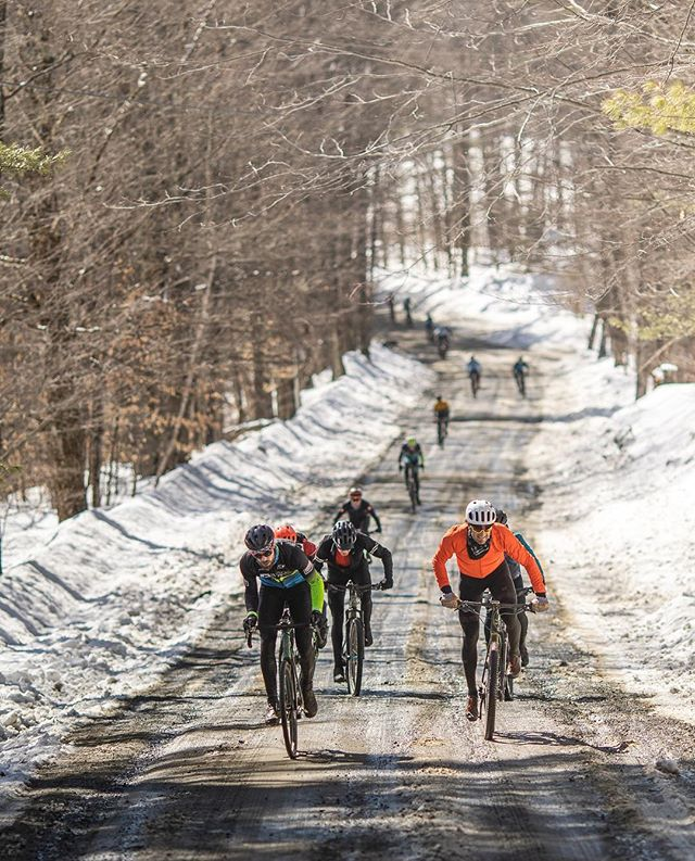 #mudseason is in full swing. Congrats to everyone who braved the epic conditions at #VOMAR over the weekend—we hope your bikes and bodies are OK!!! #rideGravel #cycling #VT #fromwhereiride #roadslikethese #mudseason #gravel #gravelbike #bikes #gravelride #Vermont #VTDirt #ridebikes #velo #fit #lifestyle #Vermontlife