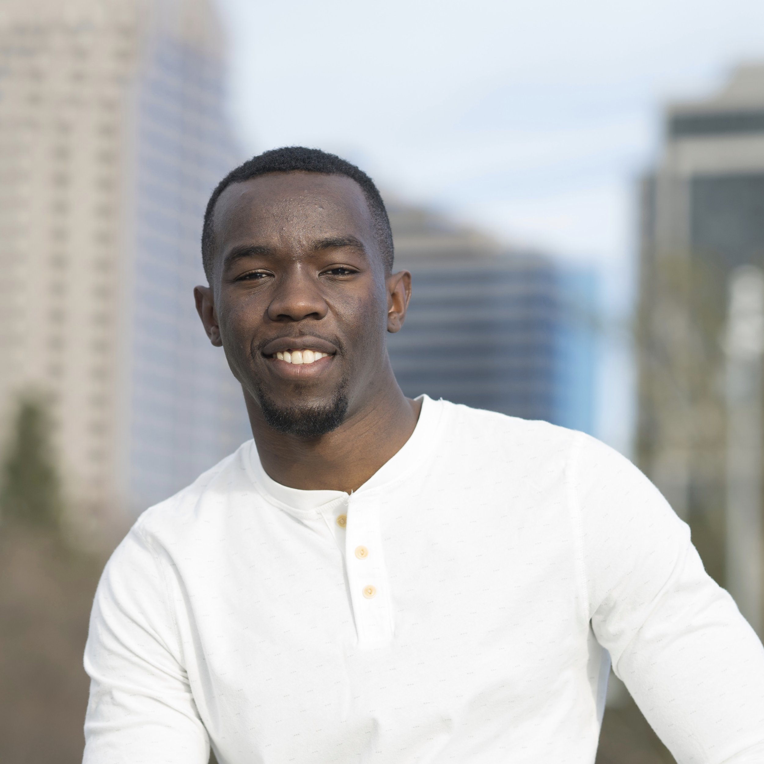 BRIAN BULAYA - As a project manager, entrepreneur, and co-host of the WDKY podcast, Brian intends to be a master of many crafts. Hailing from Sacramento, CA by way of the Democratic Republic of Congo, he hopes to use WDKY to highlight the shared narratives between us all.