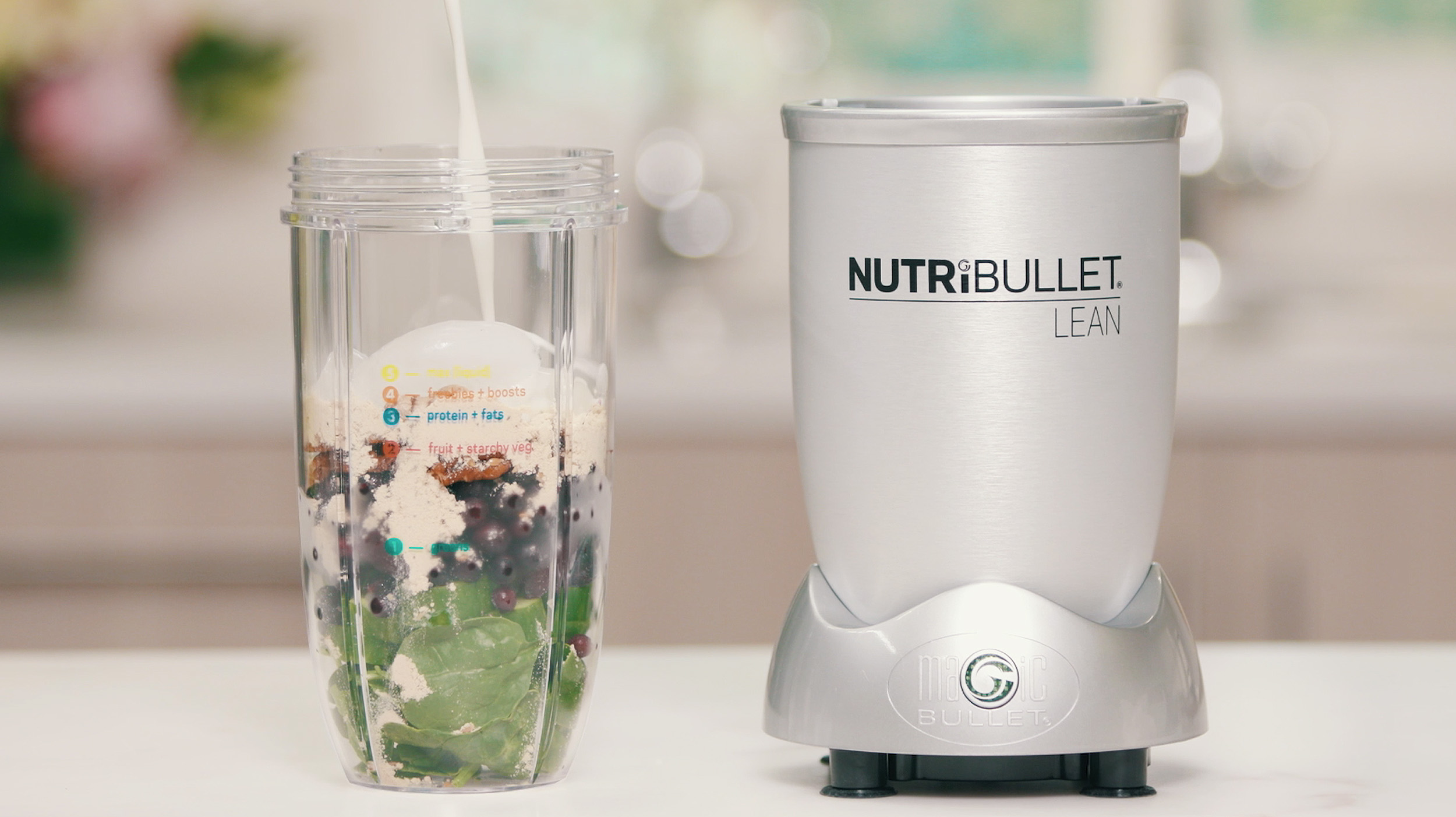 NutriBullet - INSTAGRAM COMMERCIAL FOR NUTRIBULLET