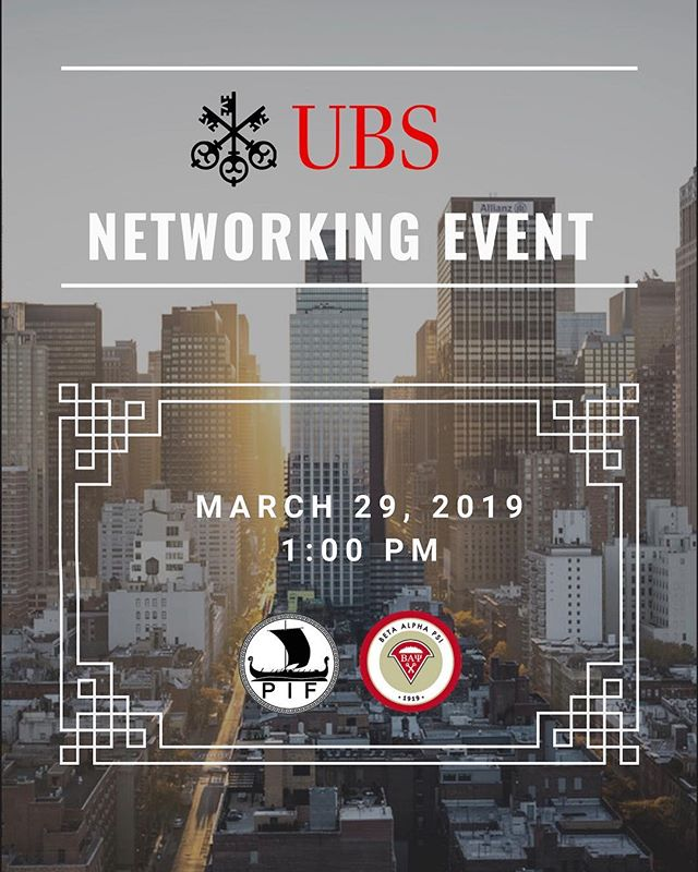 PIF and BAP are proud to host UBS this Friday! Come out and network with representatives from the Swiss multinational investment bank and financial services company.  Check your emails for more details! • • • @fiubusiness @fiumarketing @fiucareer @fiuinstagram  #business #marketing #fiu #finance #banking #investmentbanking #university #businessclub #wallstreet #ubs #bank #money #financialliteracy #future #education #learning #professional #fiu21 #fiu22 #fiu20