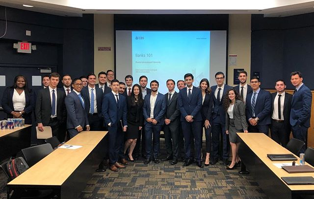 PIF and BAP were proud to host UBS yesterday. Our members were able to learn more about the Swiss multinational investment bank and speak to their representatives. • • • @fiubusiness @fiumarketing @fiucareer @fiuinstagram  #business #marketing #fiu #finance #banking #investmentbanking #invest #promotion #college #university #universitylife #collegelife #businessclub #inspiration #wallstreet #florida #floridainternationaluniversity  #ubs #bank #money #financialliteracy #future #education #learning #professional