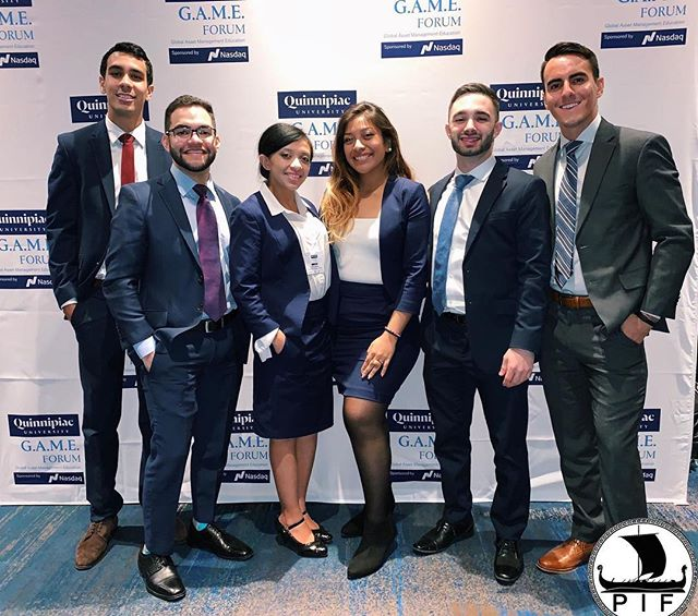 Our members had a great time this weekend at the Quinnipiac G.A.M.E. Forum! They were able to learn more about game theory, participate in workshops and ask questions at the career panels. • • • @fiubusiness @fiumarketing @fiucareer @fiuinstagram  #business #marketing #fiu #finance #banking #investmentbanking #invest #promotion #college #university #universitylife #collegelife #businessclub #quinnipiacuniversity #wallstreet #florida #floridainternationaluniversity #goldmansachs #jpmorgan #morganstanley #ubs #bank #money #financialliteracy #future #education #learning #professional #gameforum