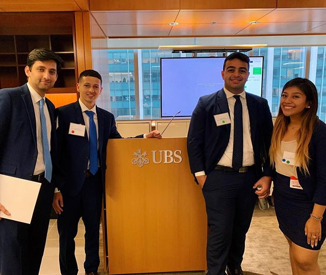 Even though the semester is over, our PIF members are still working hard and networking with UBS. Proud to have these four individuals representing FIU. • • • @fiubusiness @fiumarketing @fiucareer @fiuinstagram  #business #marketing #fiu #finance #banking #investmentbanking #invest #blackrock #college #university #universitylife #collegelife #businessclub #inspiration #wallstreet #florida #floridainternationaluniversity #fiu21 #fiu22 #fiu20 #ubs #bank #money #financialliteracy #future #education #learning #professional