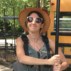 Alexa Mal - Alexa Mal's work has appeared in Whiskey Island, Heavy Feather Review and elsewhere. They received an MFA in poetry from Portland State University. They live in Cleveland, Ohio. Alexa is a contributing editor for Old Pal.