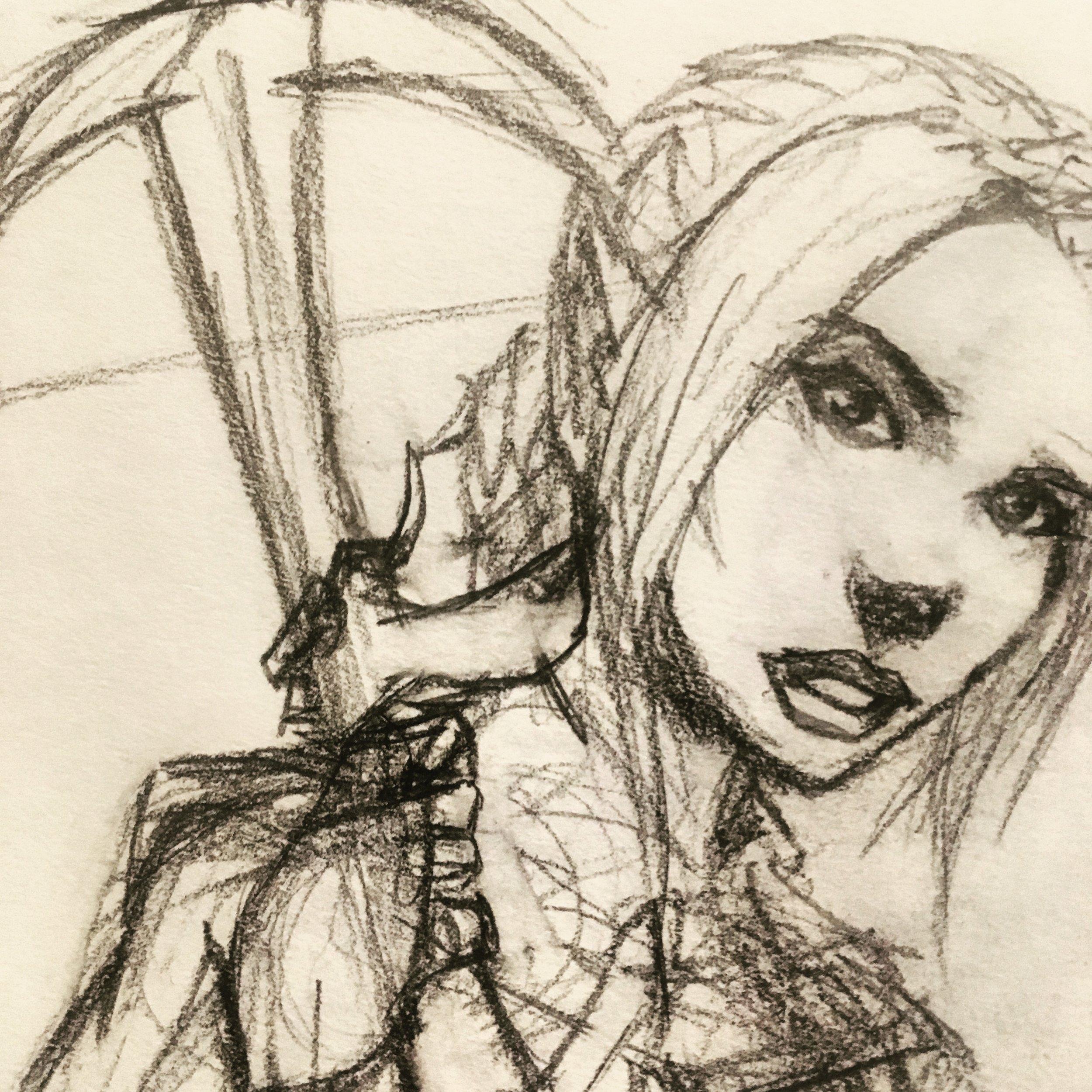 VANYA- sketch