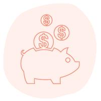 Cash piggy bank peach.png