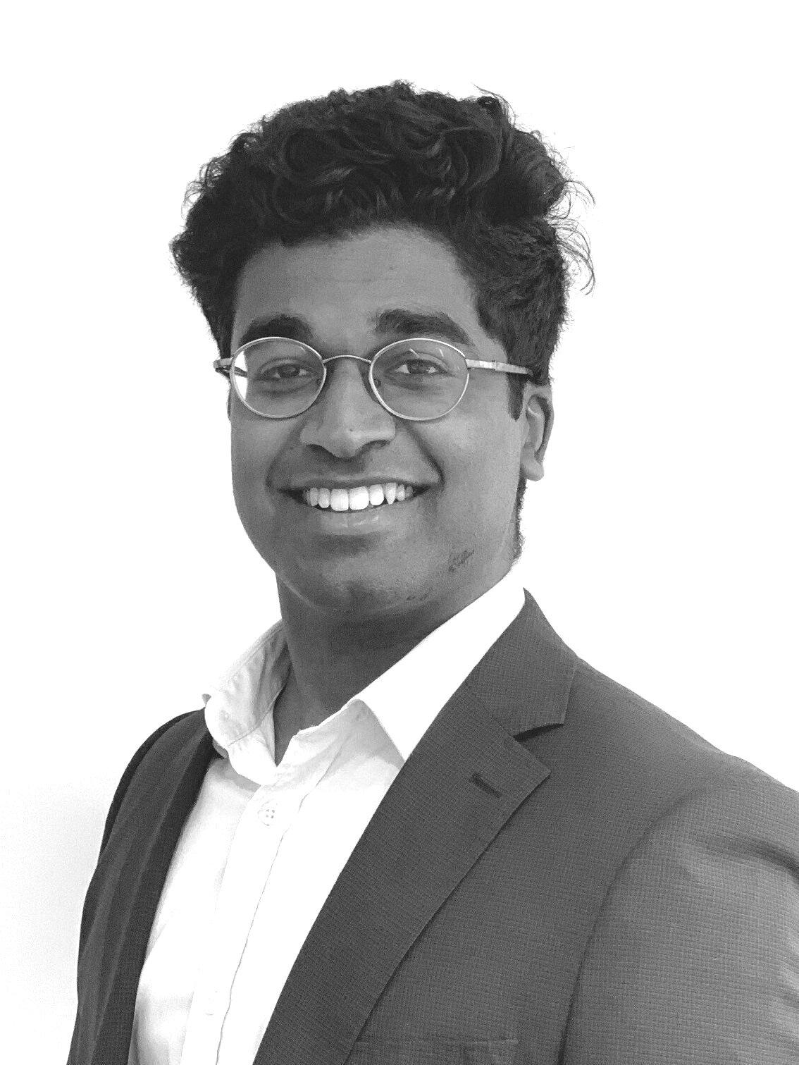 Krishan Jeyamoorthy - Business Analyst