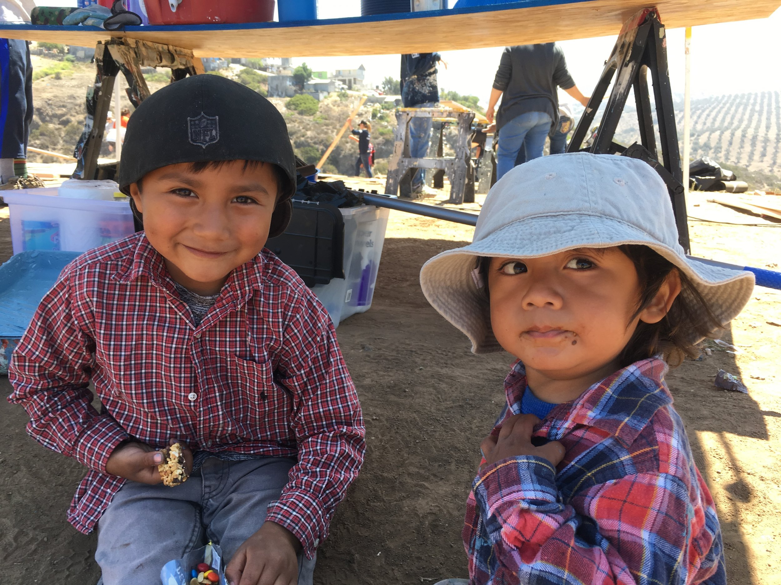 Nonprofit Partners Build, Fill Homes with Essentials for Tijuana Families