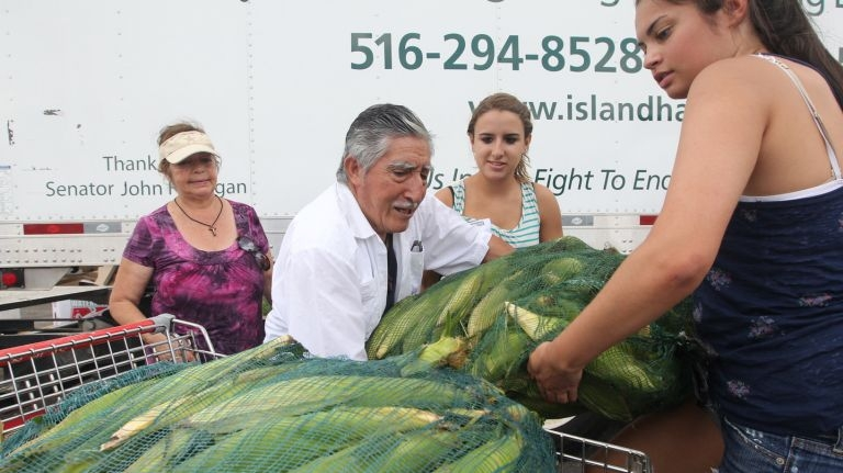Newsday: Make Healthiness an Issue In Food Drives
