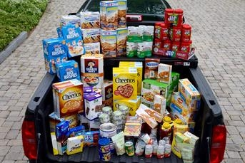 Ames Tribune: Make healthiness an issue in food drives