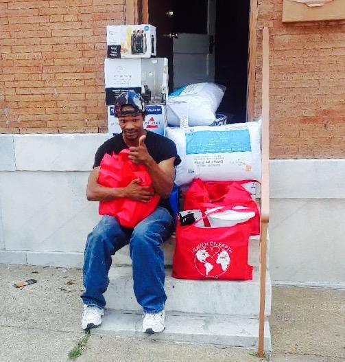Markets Insider: Baltimore Homeless Get Fresh Starts