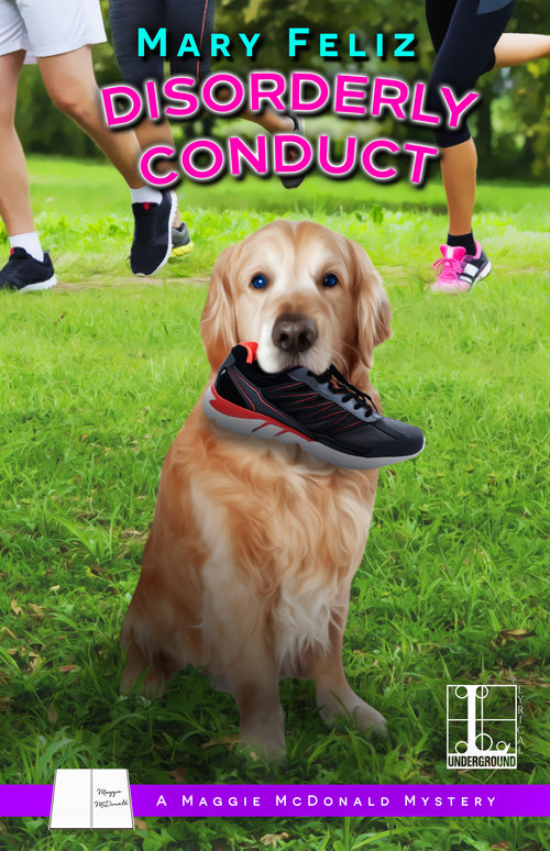 Disorderly Conduct, Cozy Mystery Series