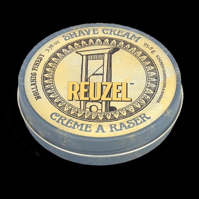 REUZEL SHAVE CREAM   CLOSE & COMFORTABLE SHAVE