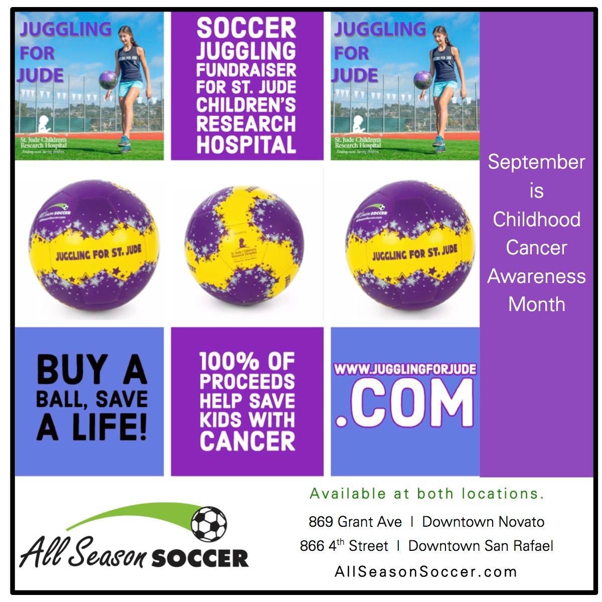 All season soccer JFJ Flyer