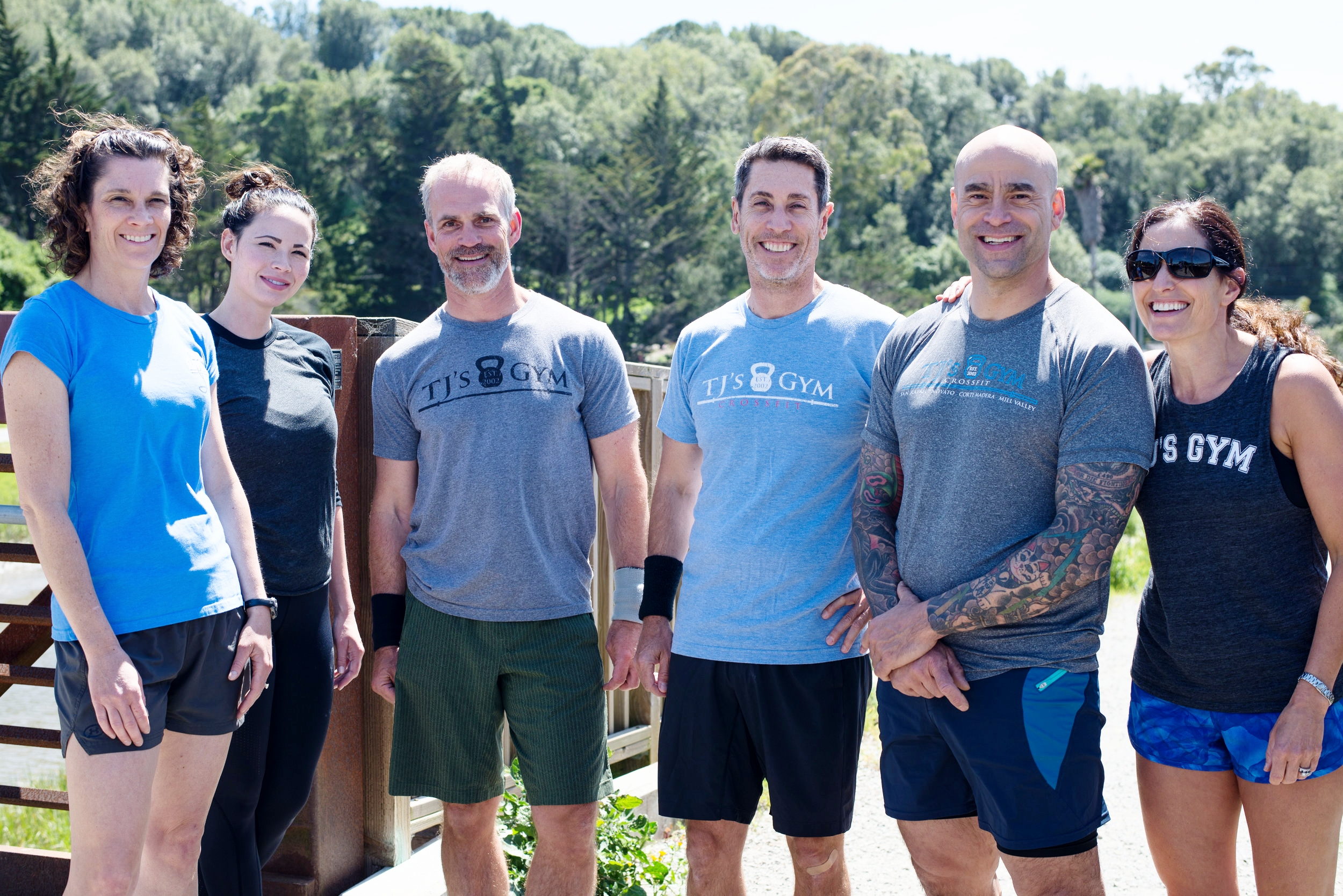 crossfit by the mill
