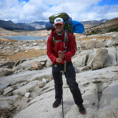 MEMBER SPOTLIGHT - Cole (17) has been a TJ's Mill Valley member since 2015. He recently completed a 65-mile backpacking trek as part of his high school TEAM program, a super-cool option in the Tam High District incorporating outdoor education in a big way. Congratulations, Cole, and way to crush it with your hard-earned functional fitness!