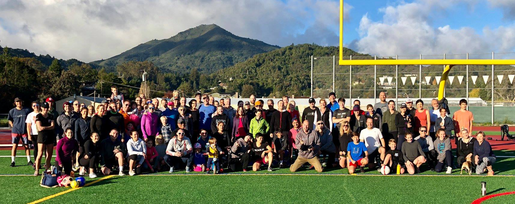 TURKEY workout 2018 is in the books! - Thank you all for coming out to sweat it out Thanksgiving morning! We had another fabulous crew of more than 100 of you, complete with more kids than ever actually joining in the workout. We continue to be grateful and feel fortunate to be able to do this work with our community. Thank you all, and here's to happy, healthy, and safe holiday season for us all!