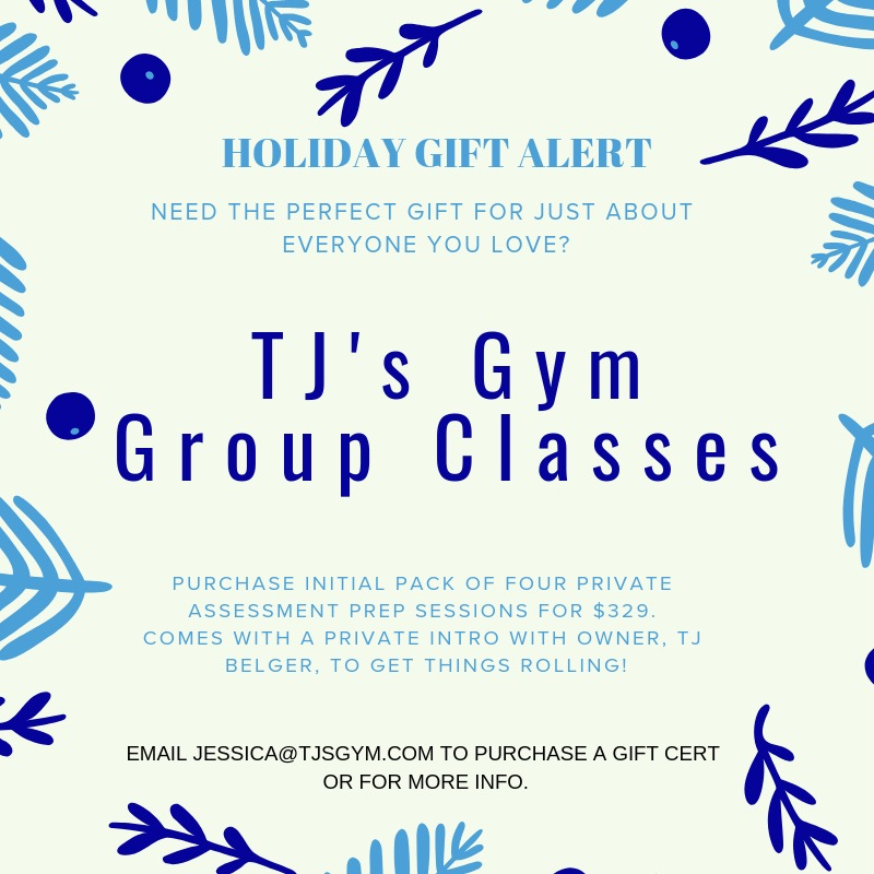 holiday HAVE A family member or friend IN YOUR LIFE THAT IS LOOKING TO change their lifestyle in 2019_ Give the gift of fitness! (2).jpeg