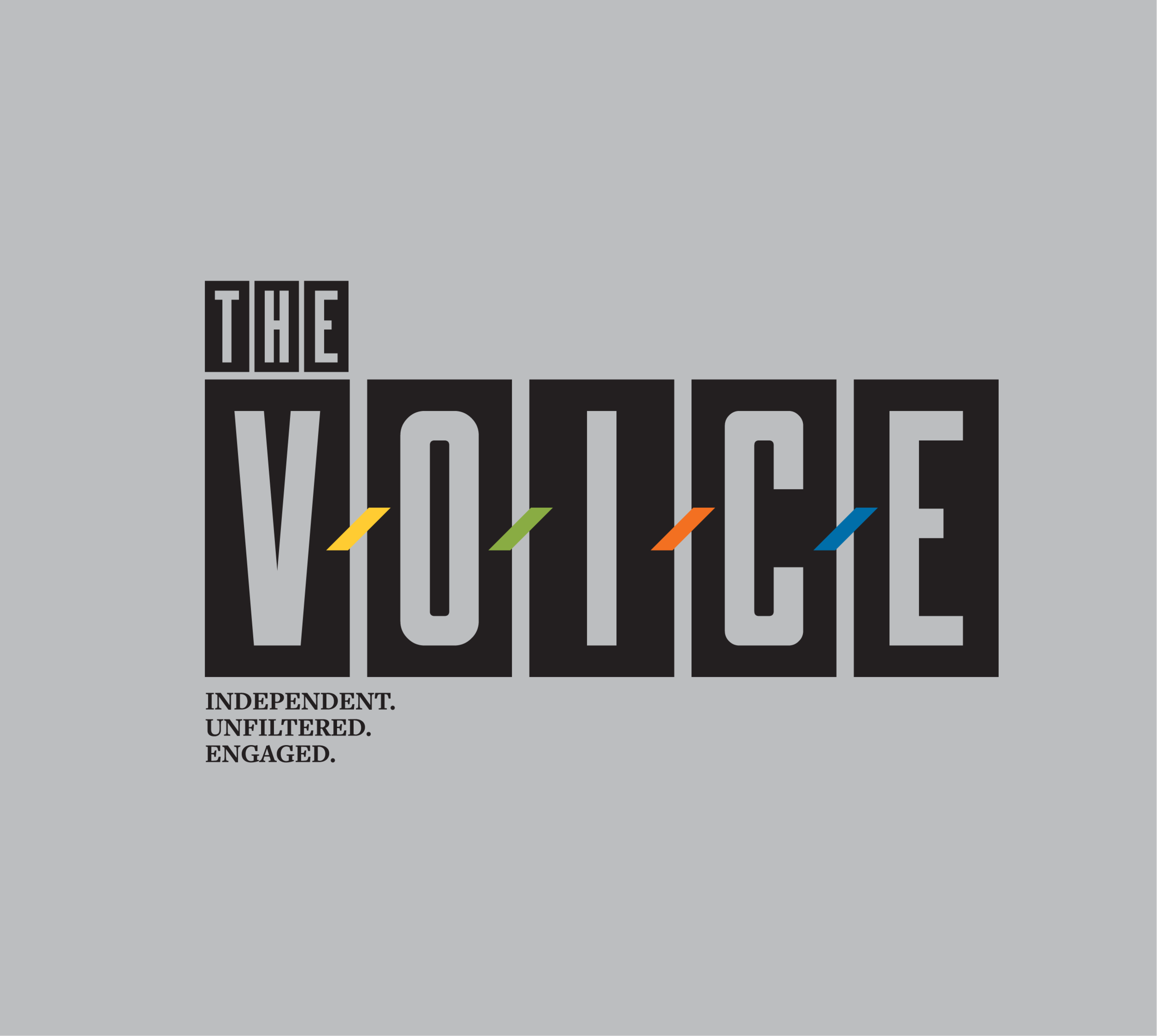 The Voice magazine Logo