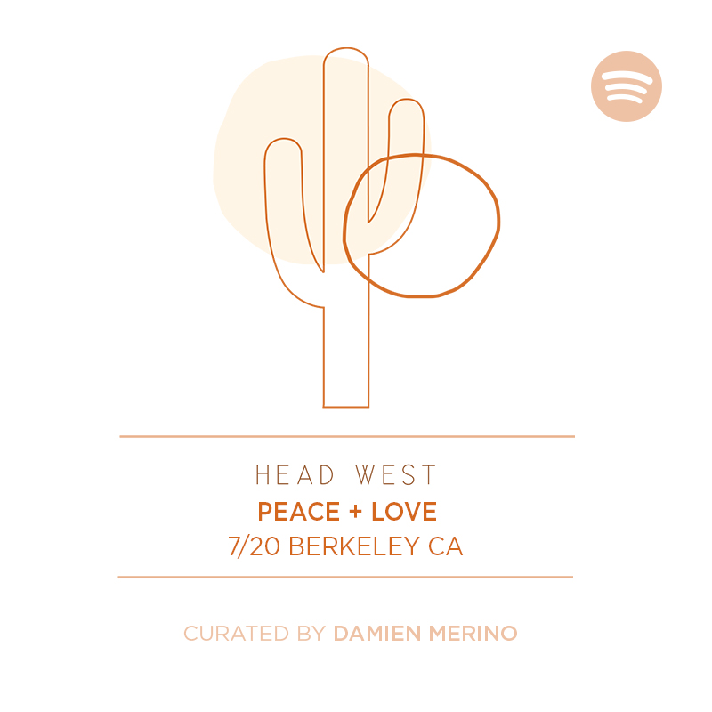HEAD WEST SESSION 4 PLAYLIST