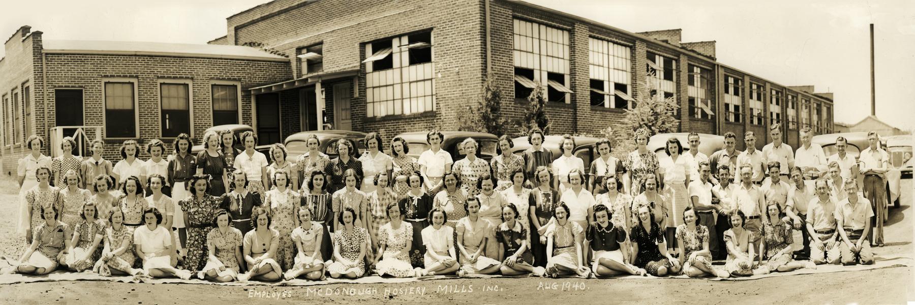 McDonough Hosire Mill 1940.jpg