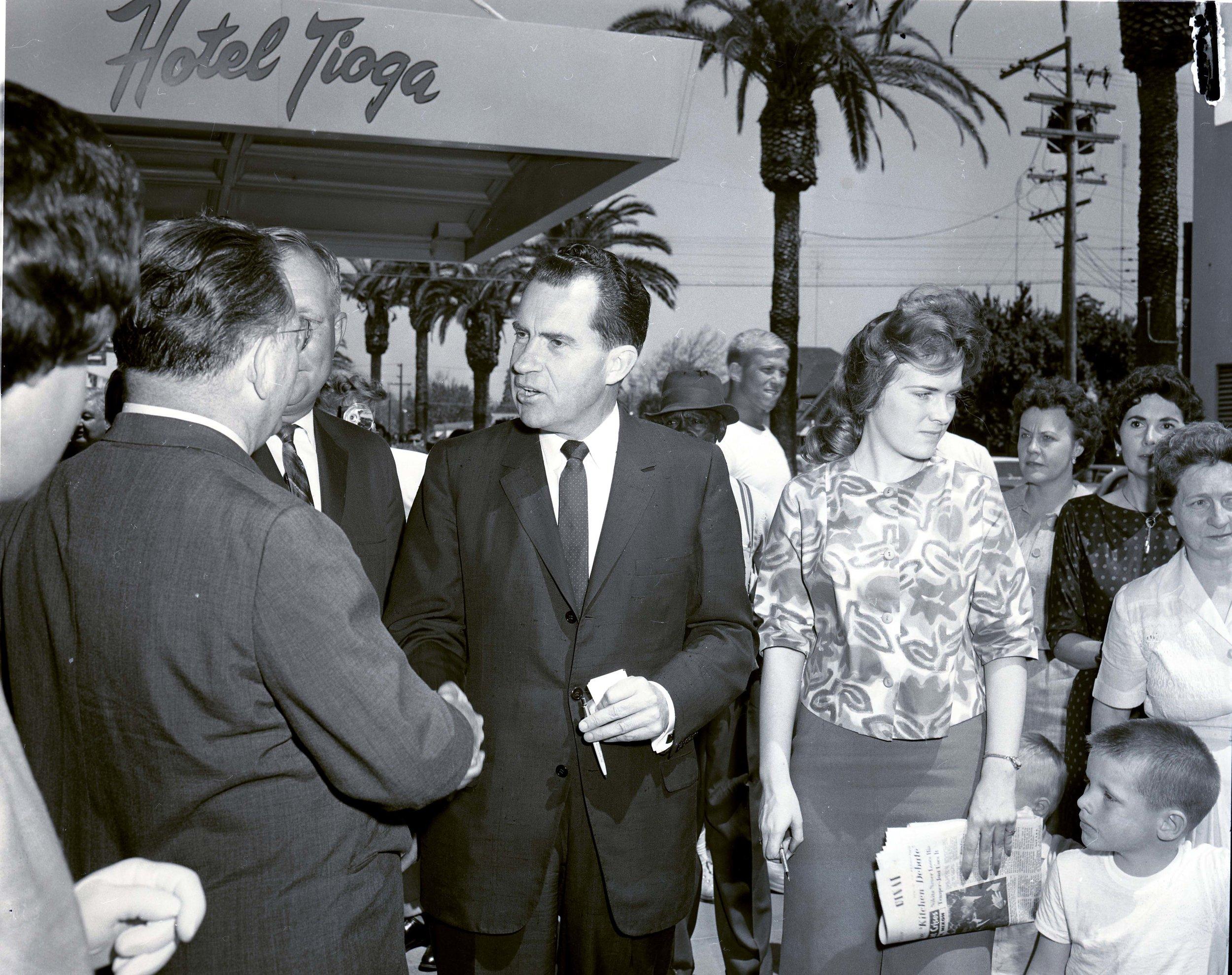 2010-60-138 Politics-Republican-Nixon Visits Merced 4-10-1962-1.jpg