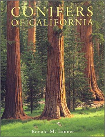 Conifers of California - $24.95