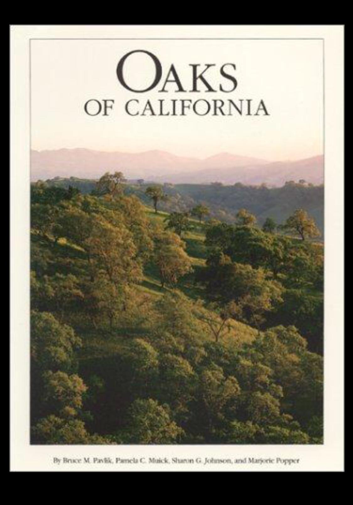 Oaks of California- $29.95
