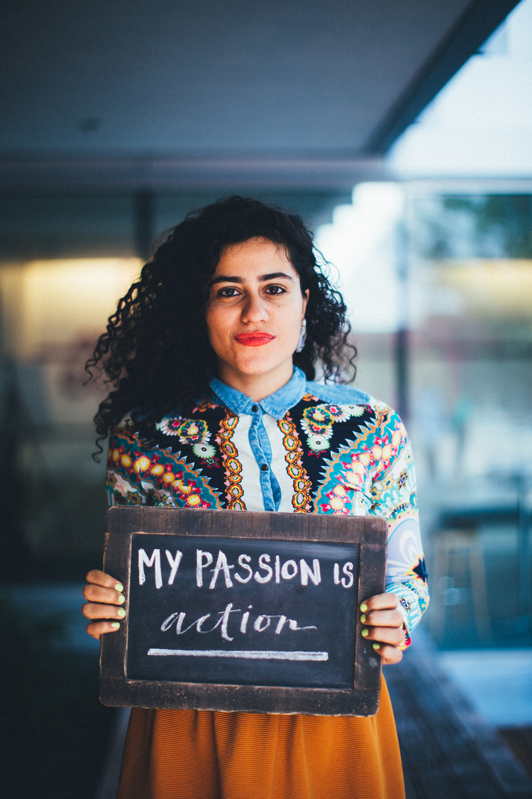 The Passion Co. Founder, Jessica Semaan
