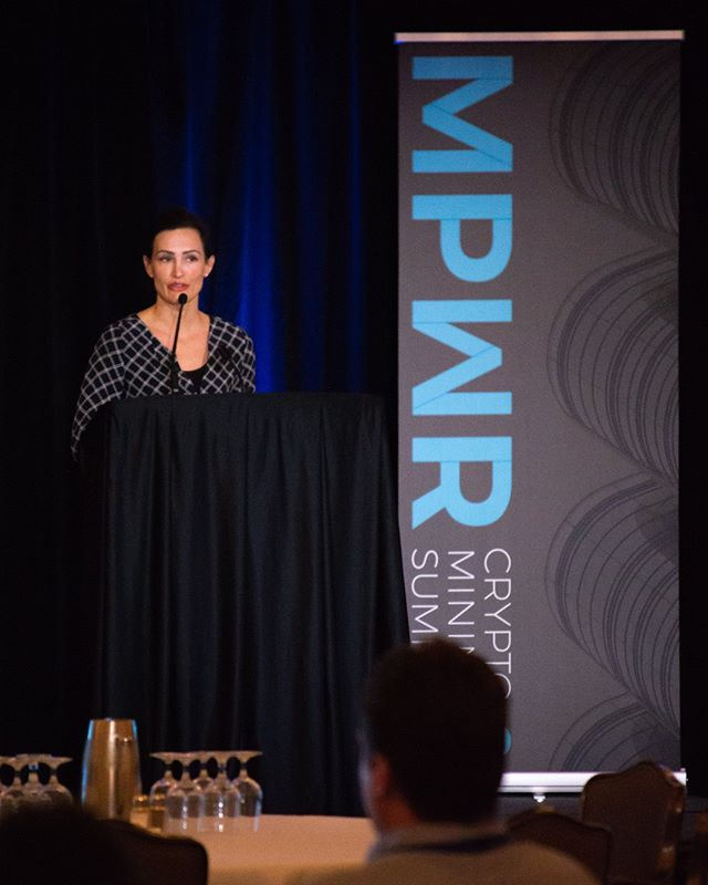 Dina Matterson joined us from @bchydro to showcase the various business development opportunities and services that BC Hydro offers to its #energy clients - including #cryptomining operations. -- Taking a look back at #MPWRsummit 2019! We would like to thank our speakers, exhibitors, sponsors, and attendees for making this event a great success. It was a true testament to the strong #cryptomining community both locally, in #Vancouver, and globally. -- #crypto #blockchain #innovation #energy #digitalcurrency #bitcoin #cryptocurrency #cryptonews #blockchainnews #investment #stablecoin #Vancouver #BlockchainVancouver #BlockchainCanada #CryptoVancouver #CryptoCanada