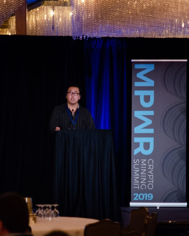 Colin Nebocat, CTO of Blockchain Infrastructure Research, introduced his research related to the operational and technological advancements in how #GPU compute power can be applied to industries other than #crypto including #AI and #VFX. -- Taking a look back at #MPWRsummit 2019! We would like to thank our speakers, exhibitors, sponsors, and attendees for making this event a great success. It was a true testament to the strong #cryptomining community both locally, in #Vancouver, and globally. -- #crypto #blockchain #innovation #energy #sustainability #digitalcurrency #bitcoin #cryptocurrency #cryptonews #blockchainnews #investment #stablecoin #Vancouver #BlockchainVancouver #BlockchainCanada #CryptoVancouver #CryptoCanada