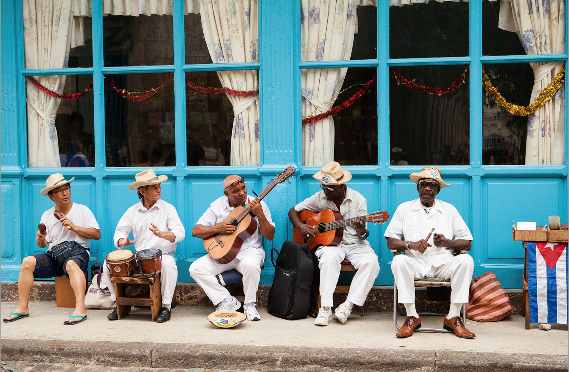 Cuba: Photographs - Photography by Elite Henenson. Mentored by Macduff Everton
