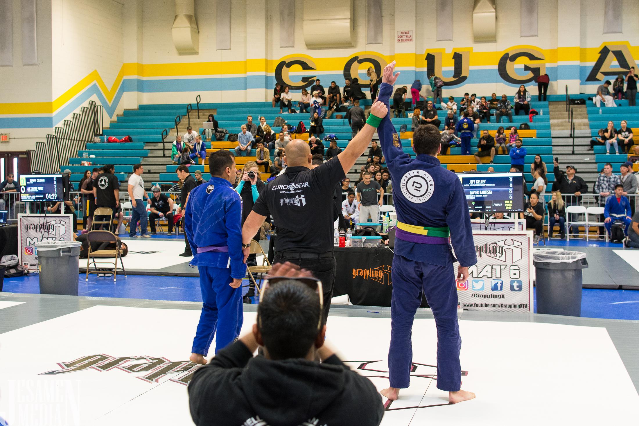Gappling X BJJ Tournament — Martial Arts Training Academy