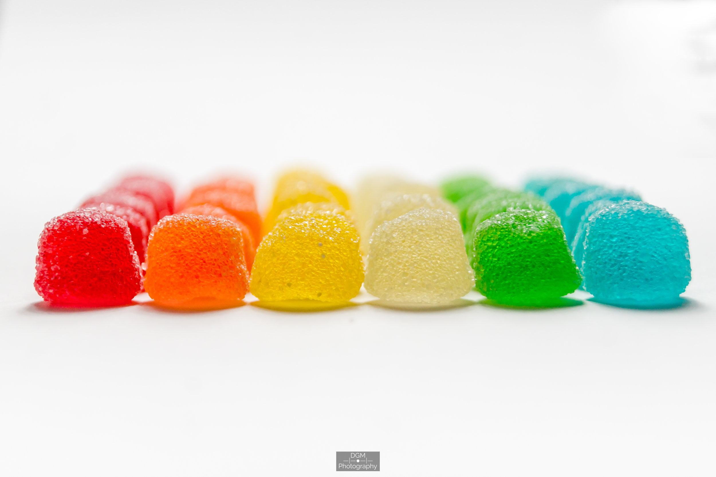 color gummies