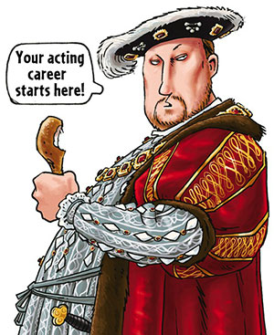 Warwick Castle 'The W Factor' - An integrated campaign to launch Warwick Castle's twice daily 'Horrible Histories' show. Capitalising on it's long standing relationship with the HH brand and leveraging the popular X Factor format.4 month lead up campaign: microsite, social, print, press, 2-4-1 vouchersEvent day: over 1000 attendees through the gates, 1 TV hit, 3 national press, 4 local press and 10% over target for social engagement