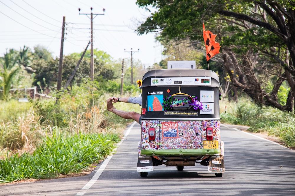 Calling All Group Adventurers! Your Rickshaw Awaits.
