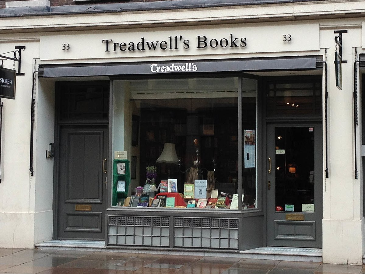Treadwell's Books