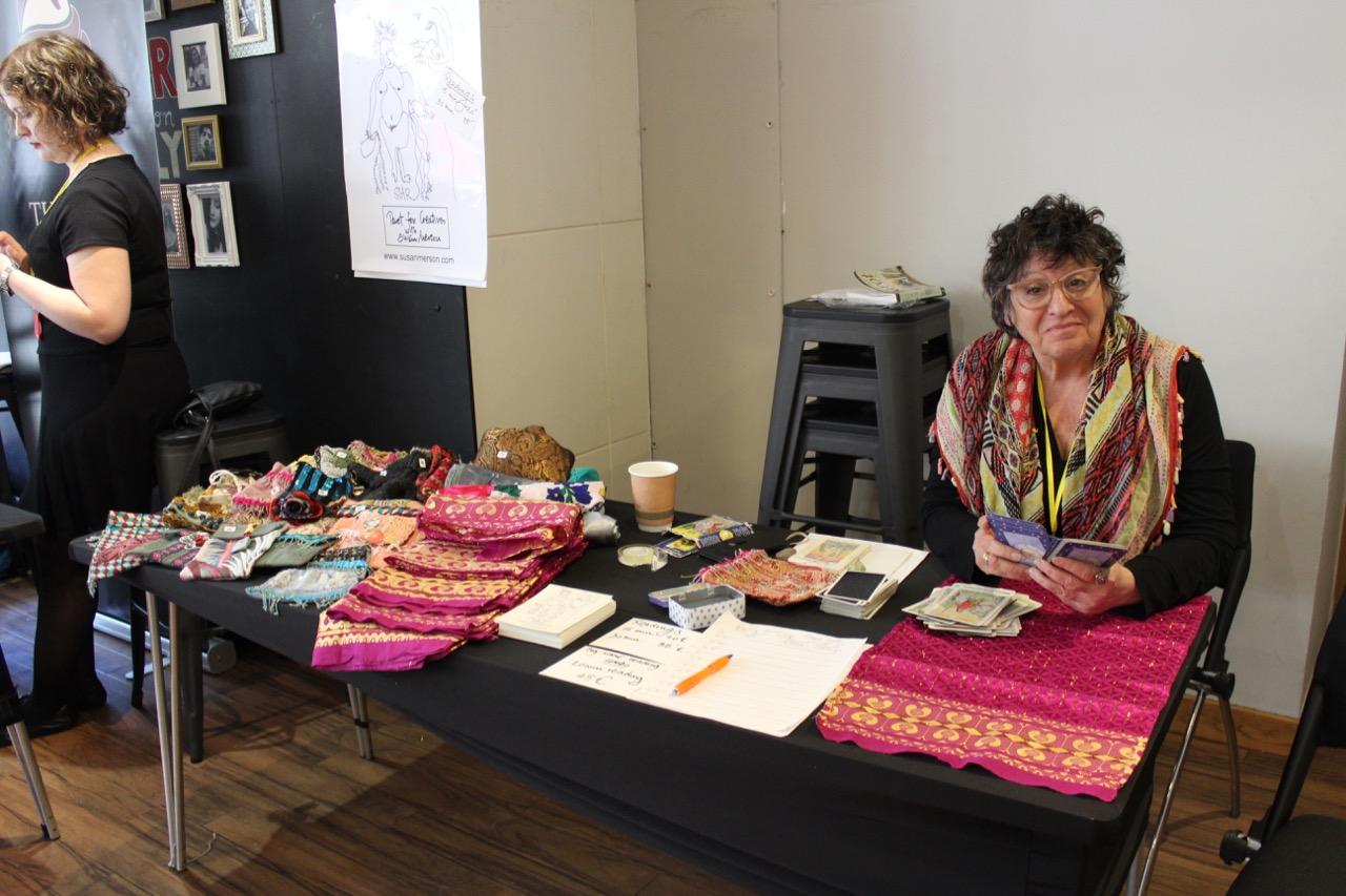 Susan Merson of Tarot for Creatives.