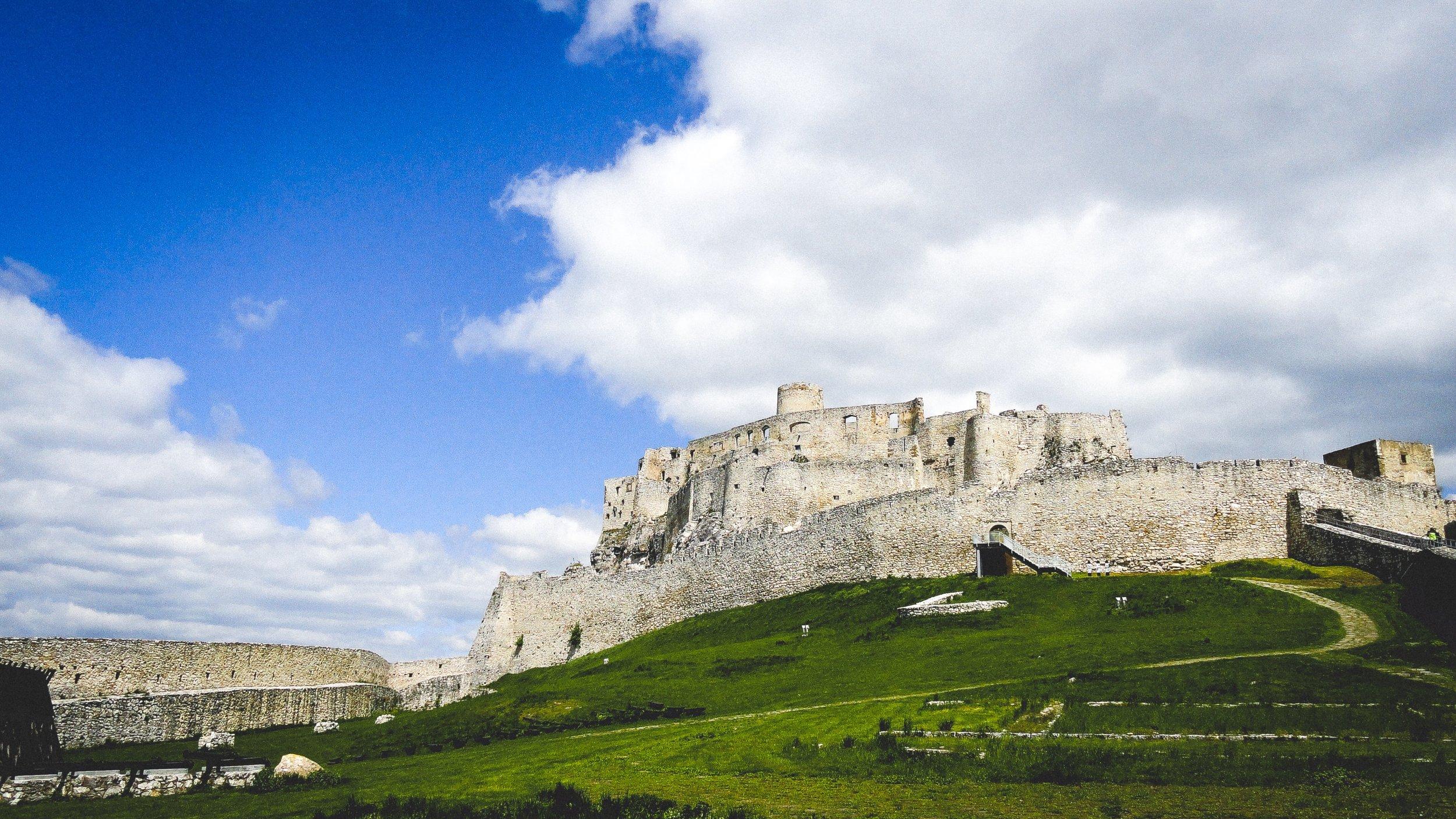Spiš Castle -